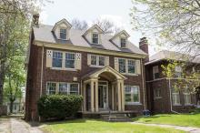 Beautiful Detroit House